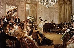 Etiquette at the Ball for the Victorians of Lo...