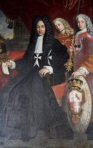 Image result for Grand Master António Manoel de Vilhena