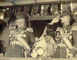 Juan Vicente Gómez and Eleazar López Contreras...