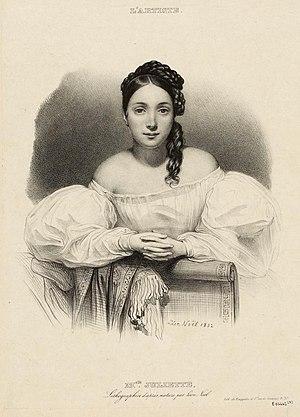 Juliette Drouet (Noël)