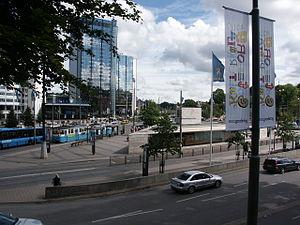 Korsvägen, Göteborg, Sweden