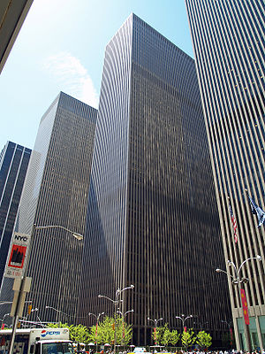 English: McGraw-Hill Building at Rockefeller C...