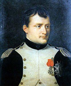 Ritratto di Napoleone nel periodo del suo apogeo