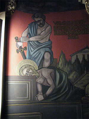 Chapel of the Martyrs of Nepi in Katowice Pane...