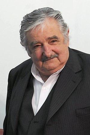 English: José Mujica, Frente Amplio candidate....