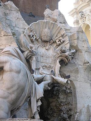 """Fontana dei fiumi"" (Fountain of the..."