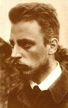 picture of Rainer Maria Rilke