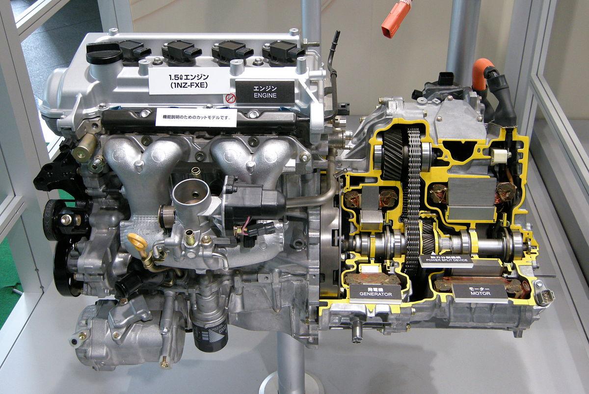 2005 Toyota Prius Engine Diagram