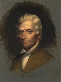 Unfinished portrait of Daniel Boone by Chester Harding 1820.jpg