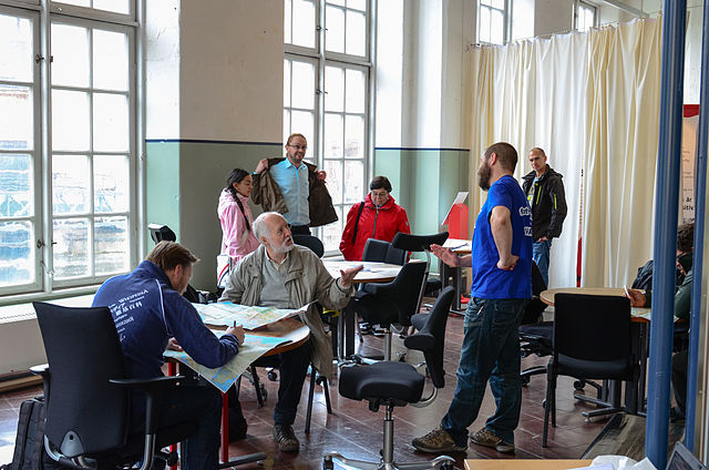 Uppladdning inför Wiki takes Norrköping