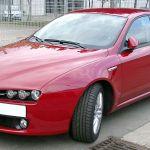 File Alfa Romeo 159 Sw Front 20080620 Jpg Wikimedia Commons