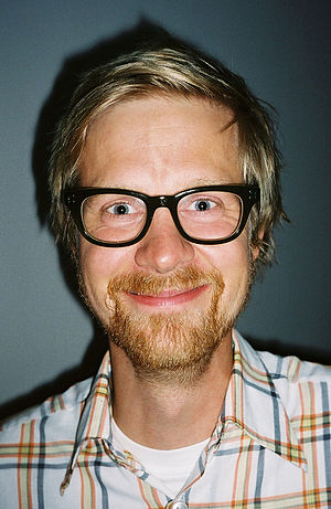 Anders Johansson (born 1974), Swedish comedian...