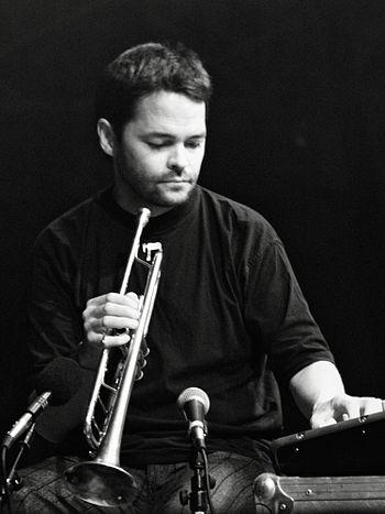Arve Henriksen at Moers Festival, June 2006, G...