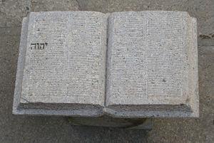 Italiano: Si tratta dell'antica Bibbia dove è ...