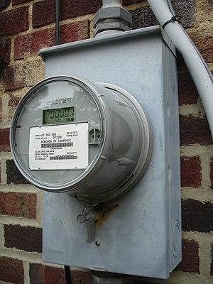 Spy meter