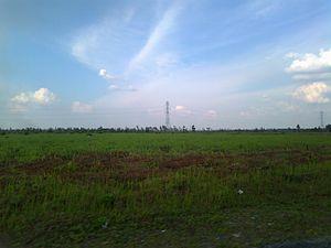 Bahasa Indonesia: Foto ini diambil ketika meli...