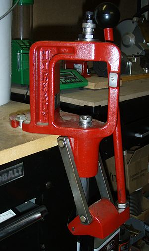 Hornady Handloading / Reloading press for ammu...