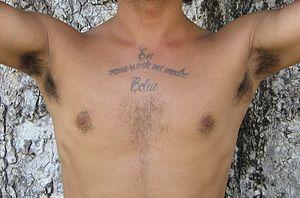 Paulino's armpits