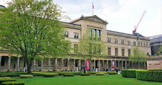 Neues Museum - Joy of Museums