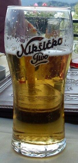 Nikšicko pivo beer