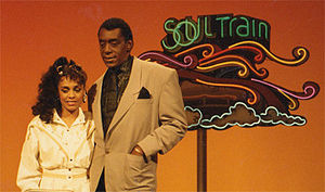 Rainy Davis - Soul Train / Don Cornelius