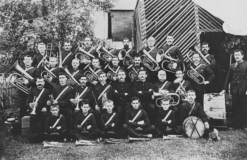 FileStateLibQld 1 154267 Salvation Army Band Charters