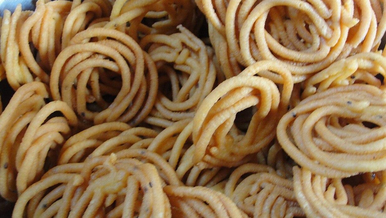 A Traditional Tamil Snack Murukku.jpg
