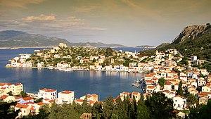 Castelorizo Island, Dodecanese, Greece
