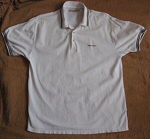 Classical polo shirt