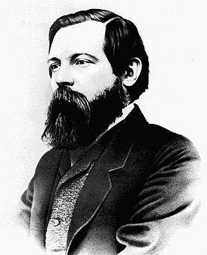 Engels in 1868