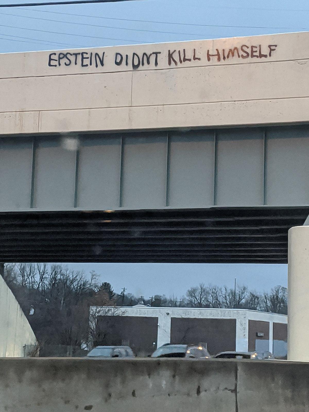 Epstein Didn T Kill Himself Wikipedia