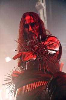 Gaahl — Wikipédia