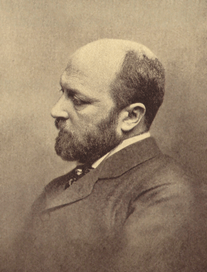 Photograph of Henry James.