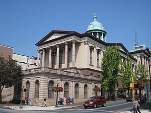 Lancaster County Courthouse, Lancaster, Pennsy...
