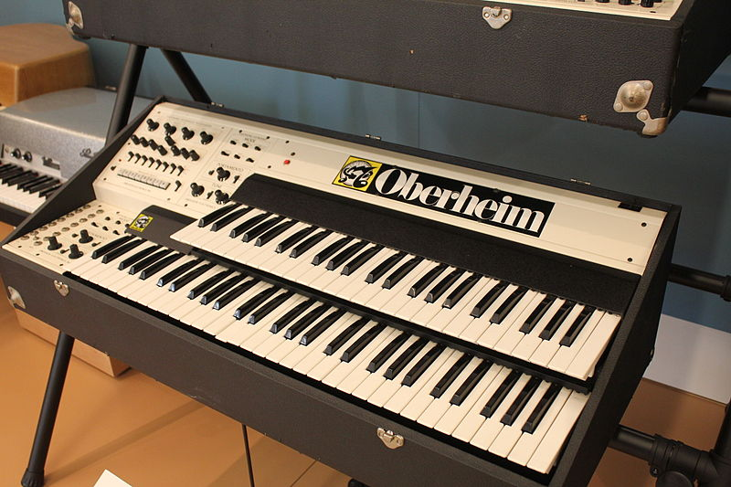 Oberheim-Synthesizer; Bildquelle: Wikipedia