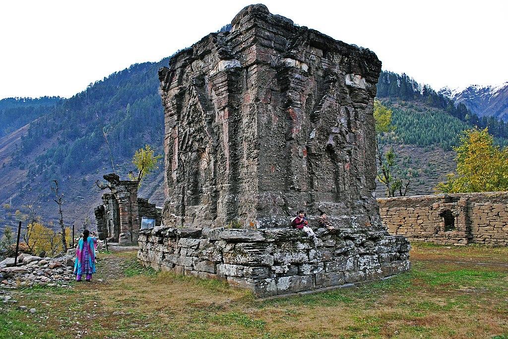 Sarvagjna Peetha, Sharadha Peeth, Kashmir.Image.jpg.