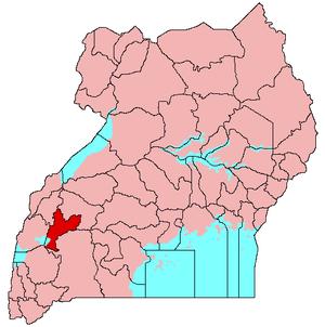Uganda Kamwenge