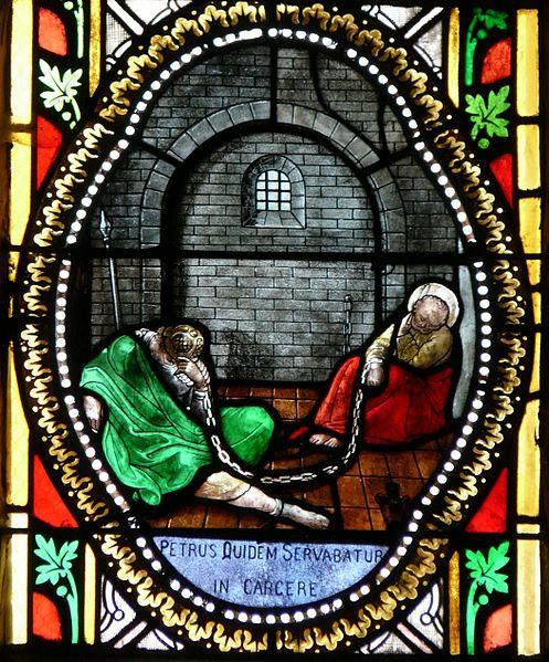 File:Villamblard église vitrail choeur détail.JPG