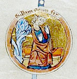 English: William I, Duke of Normandy