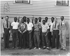 African college students - NARA - 286003