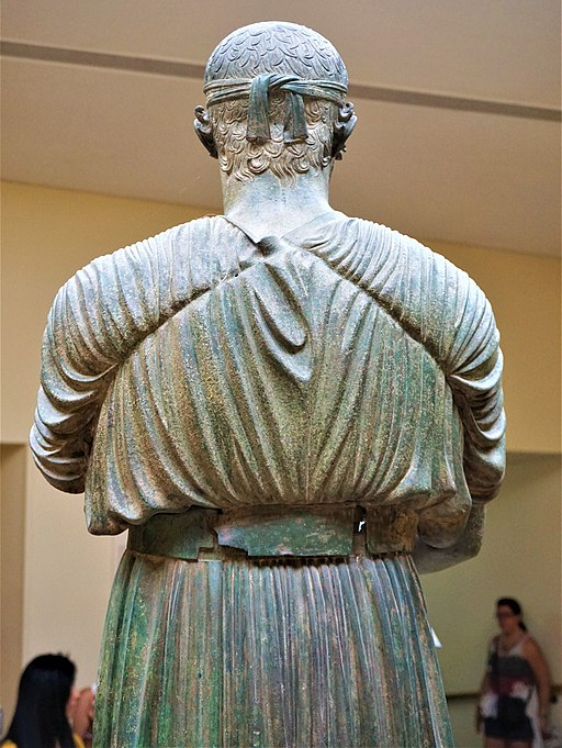 Charioteer of Delphi - Delphi Archaeological Museum