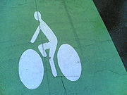 Swiss Cycling is considered Green