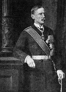 Sir Arthur Henry McMahon (1862-1949) - Wikicommons