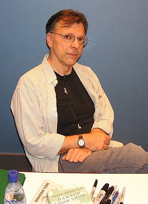 english: Howard Chaykin at Dragon Con 2005. es...