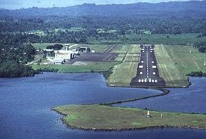 Madang Airport