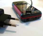 The Micro-USB interface is a new standard char...
