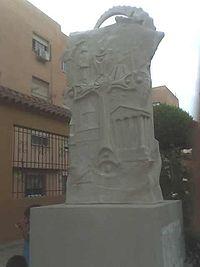 Monumento conmemorativo del genocidio armenio en Mislata (Valencia)