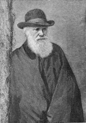 English: Charles Darwin