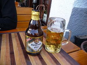 Sarajevsko Pivo, a Sarajevo beer make