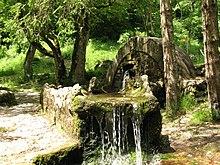 Brunnen im Schäfertal bei Böttingen
